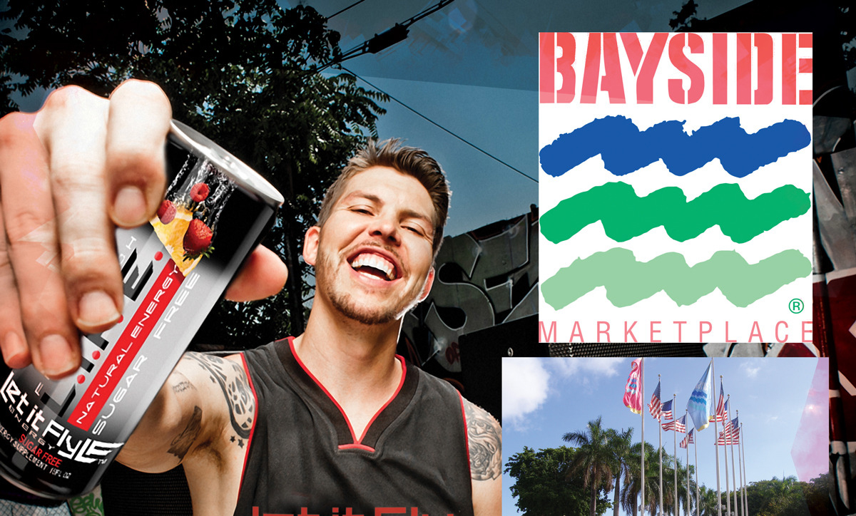 Miami Heat's Mike Miller launches Let it Fly Energy Drink