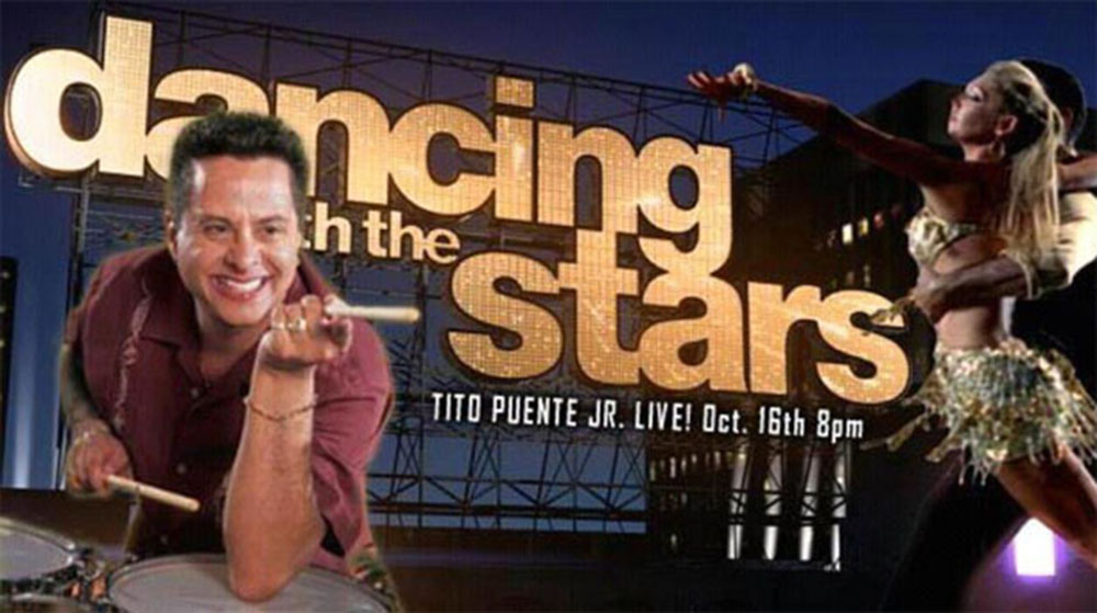 Tito Puente Jr on Dancing with the Stars