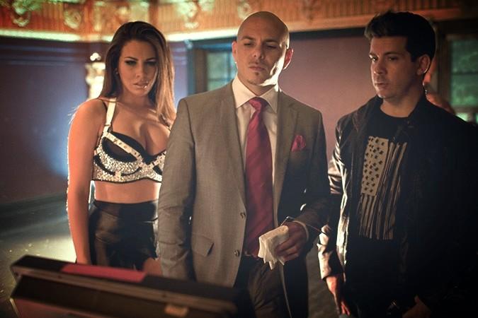 Video Production - Pitbull, Christina Aguilera